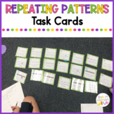 Repeating Patterns Task Cards