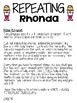 Repeating Rhonda