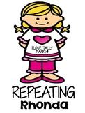 Repeating Rhonda