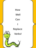 Replace Boring Old Verbs