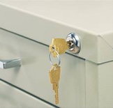 Replacement filing cabinet keys for teachers