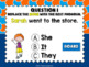 Replacing Nouns with Pronouns PPT Game
