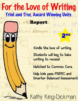 Report 2nd Grade