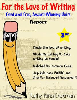 Report 3rd Grade