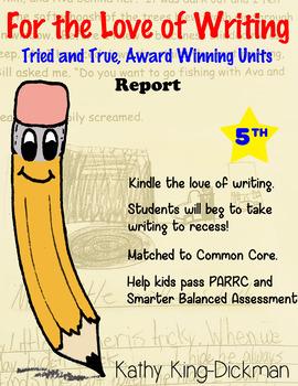 Report 5th Grade