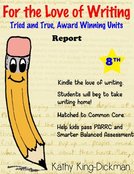 Report 8th Grade