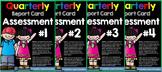 Report Card Assessment Bundle