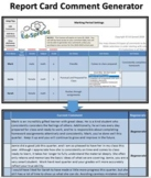 Report Card Comment Generator TRIAL (2020-2021 License) **Expires Aug 2021