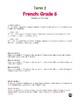 Report Card Comments - Gr 5 - FRENCH - Ontario
