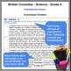 Report Card Comments - Science Assessment - Grade 6