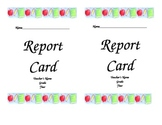 """Report Card Covers 9"""" X 6"""" Envelope Covers"""