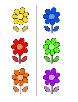 Learning Colors (editable)