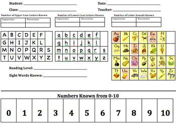 Report Card Parent Communication Paper