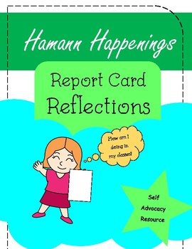 Report Card Reflections