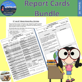 Report Cards Bundle