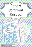 Report Comment Rescue