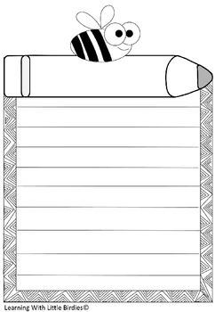 Report Writing - Mini Beasts