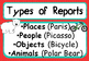 Report Writing (Informational) Poster Set