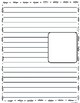 Report Writing Template (Portrait Paper Size)