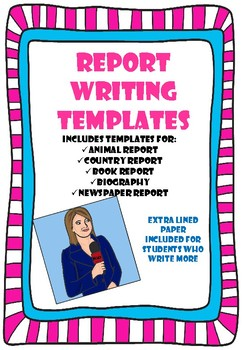 Report Writing Templates