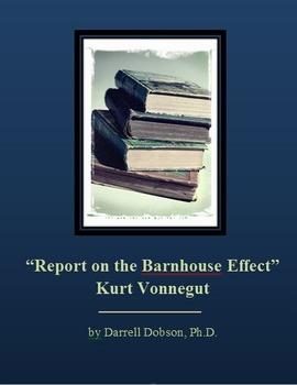 """Report on the Barnhouse Effect -- Kurt Vonnegut -- Short Story"