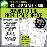 Report to the Principal's Office