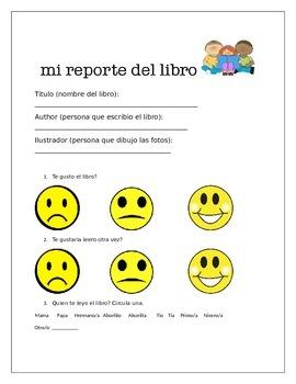 Reporte de Libro (book report)