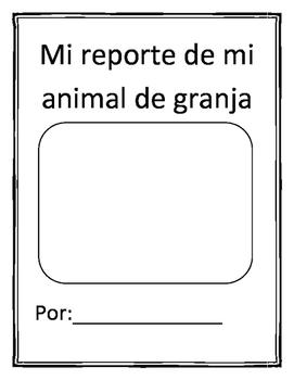 Reporte de la Granja