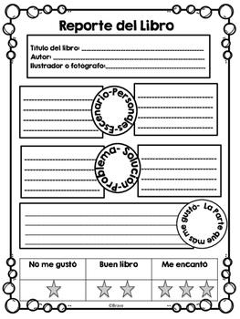 reporte libro book report in by bravo tpt