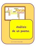 Estación de POESÍA: analizar un poema - Spanish poetry