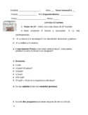 Reporte (text y audio)-Pre-AP and AP Spanish Language and Culture