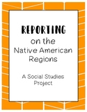 Reporting on the Native American Regions Project