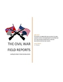 Reports from the Front: The Civil War News Reports