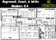 Represent, Count, & Write Numbers 0-5 (Go Math Ch 1)