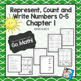 Represent, Count and Write Numbers 0-5 Go Math