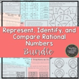 Represent, Order, Compare, and Identify Rational Numbers 6
