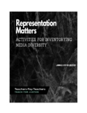 Representation Matters - A Teach for Justice Resource