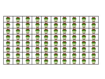 Représentation de nombres. 0 à 20