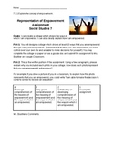 Representation of Empowerment Assignment