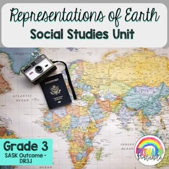 Representations of Earth- SK outcome DR3.1