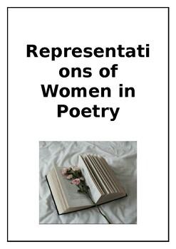 Representations of Women in Poetry - Activities