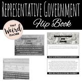 Representative Government Flip Book