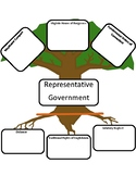 Representative Government Graphic Organizer