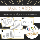 Representing Algebraic Expressions - Printable & Digital T