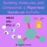 Representing Compounds and Molecules Hands-on Paperless {Digital} Activity