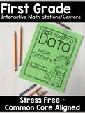 Representing Data Interactive Math Stations