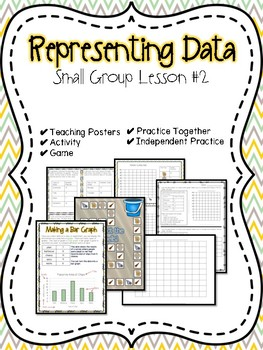 Representing Data Small Group Lesson #2