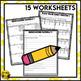 Representing Decimals Worksheets Grade 5
