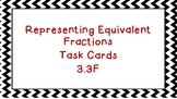 Representing Equivalent Fractions 3.3F