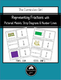 Representing Fractions-Pictorial Models, Strip Diagrams &
